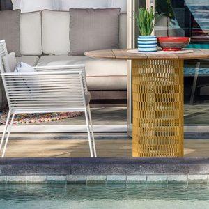 Maldives Honeymoon Package InterContinental Maldives Maamunagau Resort Beach Pool Villas