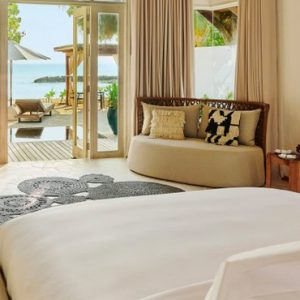 Maldives Honeymoon Packages Fairmont Maldives Sirru Fen Fushi Beach Sunrise Villa 1