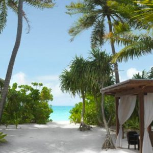Maldives Honeymoon Packages Fairmont Maldives Sirru Fen Fushi Beach Sunset Villa 3