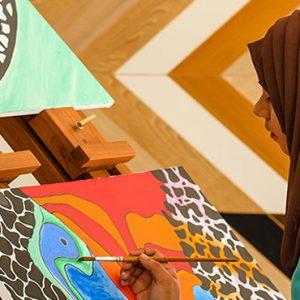 Maldives Honeymoon Packages Fairmont Maldives Sirru Fen Fushi Canvas Painting