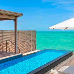 Maldives Honeymoon Packages Fairmont Maldives Sirru Fen Fushi Grand Water Sunset Villa 2