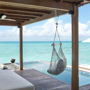 Maldives Honeymoon Packages Fairmont Maldives Sirru Fen Fushi Grand Water Sunset Villa 3