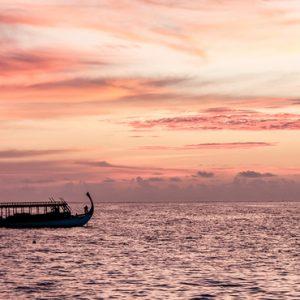 Maldives Honeymoon Packages Fairmont Maldives Sirru Fen Fushi Sunset Cruise