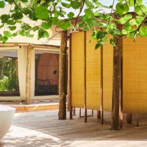 Maldives Honeymoon Packages Fairmont Maldives Sirru Fen Fushi Tented Jungle Villa6
