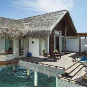 Maldives Honeymoon Packages Fairmont Maldives Sirru Fen Fushi Water Sunrise Villa 2