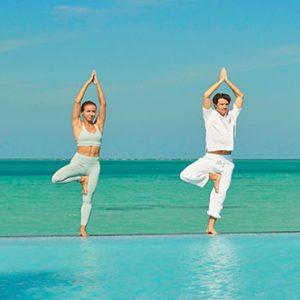 Maldives Honeymoon Packages Fairmont Maldives Sirru Fen Fushi Yoga