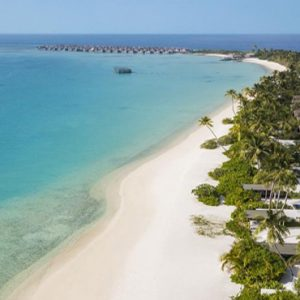 Maldives Honeymoon Packages Fairmont Maldives Sirru Fen Fushi Aerial View2