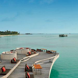 Maldives Honeymoon Packages Fairmont Maldives Sirru Fen Fushi Deck Ocean View