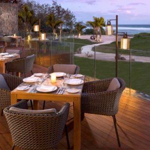Mauritius Honeymoon Packages Anantara Iko Mauritius Resort & Villas Horizon Exterior At Night