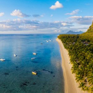 Mauritius Honeymoon Packages Anantara Iko Mauritius Resort & Villas Le Morne Beach