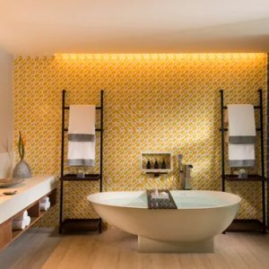 Mauritius Honeymoon Packages Anantara Iko Mauritius Resort & Villas Ocean View Suite Bathroom View