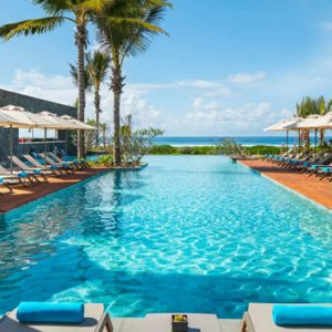 Mauritius Honeymoon Packages Anantara Iko Mauritius Resort & Villas Pool At Daytime