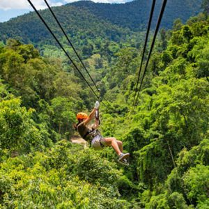 Mauritius Honeymoon Packages Anantara Iko Mauritius Resort & Villas Ziplining