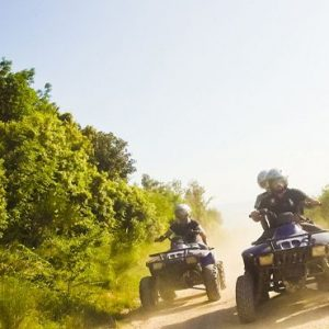 Mexico Honeymoon Packages Secrets Puerto Los Cabos Golf & Spa Resort ATV Tour