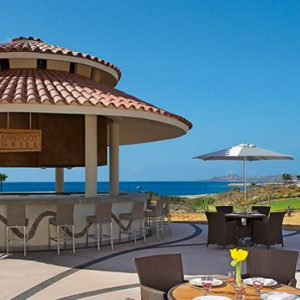 Mexico Honeymoon Packages Secrets Puerto Los Cabos Golf & Spa Resort Barefoot Grill Restaurant
