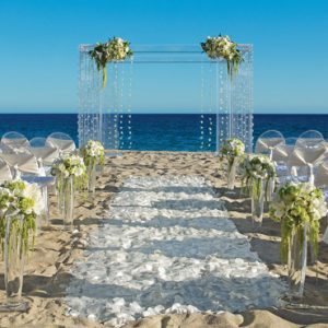 Mexico Honeymoon Packages Secrets Puerto Los Cabos Golf & Spa Resort Beach Wedding