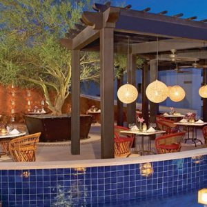 Mexico Honeymoon Packages Secrets Puerto Los Cabos Golf & Spa Resort El Patio Exterior