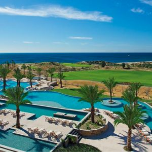 Mexico Honeymoon Packages Secrets Puerto Los Cabos Golf & Spa Resort Gallery Pools