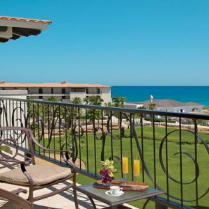 Mexico Honeymoon Packages Secrets Puerto Los Cabos Golf & Spa Resort Master Suite Ocean View Balcony