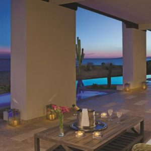 Mexico Honeymoon Packages Secrets Puerto Los Cabos Golf & Spa Resort Preferred Club Junior Suite Swim Out Ocean Front Swim Out At Night