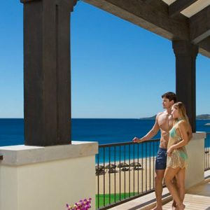 Mexico Honeymoon Packages Secrets Puerto Los Cabos Golf & Spa Resort Presidential Suite Balcony