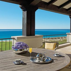 Mexico Honeymoon Packages Secrets Puerto Los Cabos Golf & Spa Resort Presidential Suite Balcony View