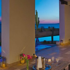 Mexico Honeymoon Packages Secrets Puerto Los Cabos Golf & Spa Resort Presidential Suite Swim Out View