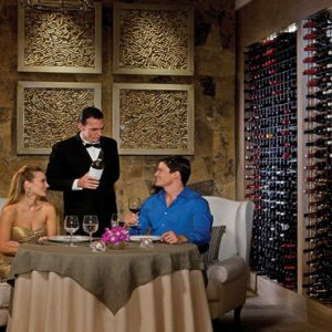 Mexico Honeymoon Packages Secrets Puerto Los Cabos Golf & Spa Resort Wine Cellar
