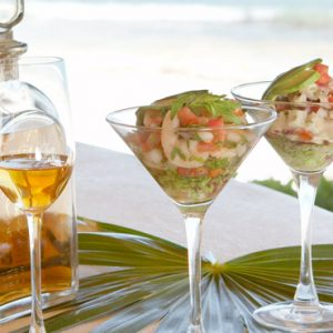 Mexico Honeymoon Packages Viceroy Riviera Maya Mexico Dining