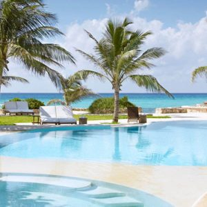 Mexico Honeymoon Packages Viceroy Riviera Maya Mexico Pool