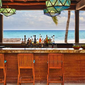 Mexico Honeymoon Packages Viceroy Riviera Maya Mexico Coral Grill And Bar
