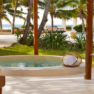 Mexico Honeymoon Packages Viceroy Riviera Maya Mexico Ocean View Villas