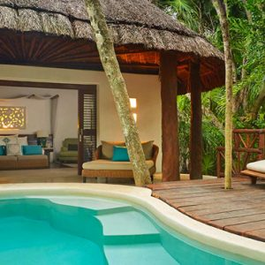 Mexico Honeymoon Packages Viceroy Riviera Maya Mexico Royal Villas