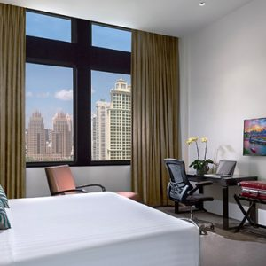 Singapore Honeymoon Packages Furama RiverFront Executive Club