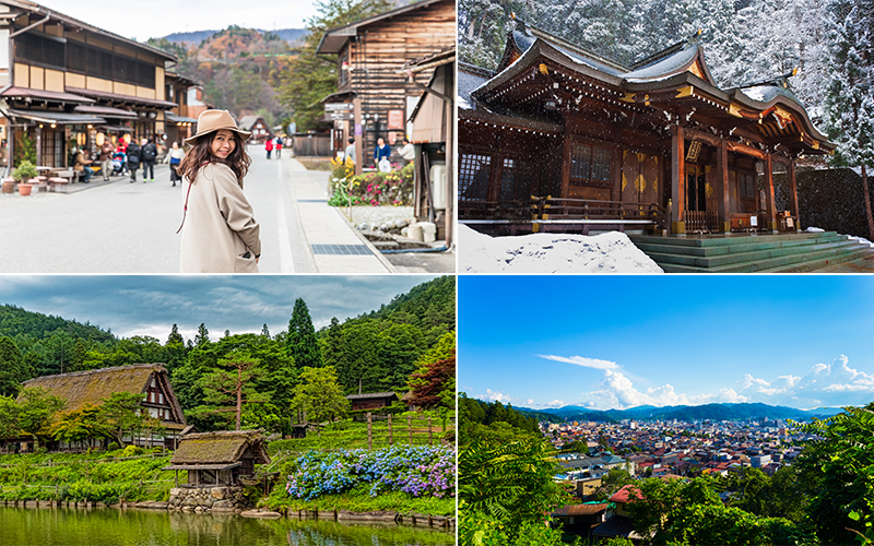 The Best Places To Visit On Your Japan Honeymoon Hida Takayama
