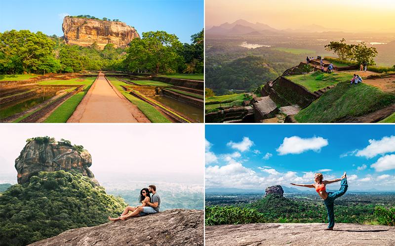 Top Instagrammable Spots In Sri Lanka Sigiriya Rock