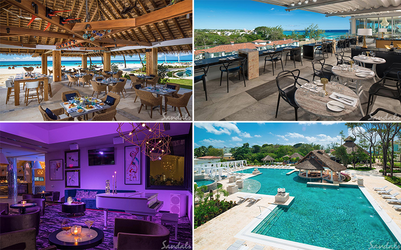 5 Reasons To Honeymoon At Sandals Royal Barbados Dining