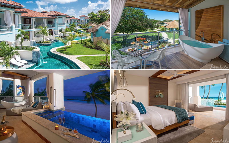 5 Reasons To Honeymoon At Sandals Royal Barbados Lush Accommodation