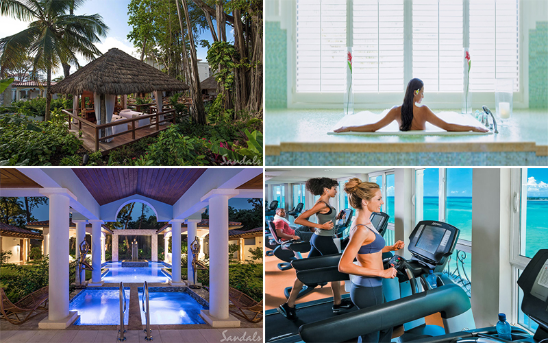 5 Reasons To Honeymoon At Sandals Royal Barbados Red Lane Spa