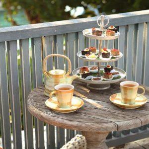 Bali Honeymoon Package Sudamala Suites & Villas Afternoon Tea