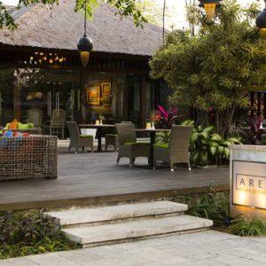Bali Honeymoon Package Sudamala Suites & Villas Ares Restaurant And Bar1