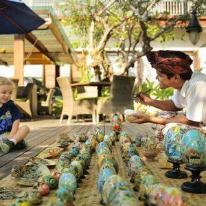 Bali Honeymoon Package Sudamala Suites & Villas Arts And Crafts
