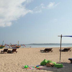 Bali Honeymoon Package Sudamala Suites & Villas Beach