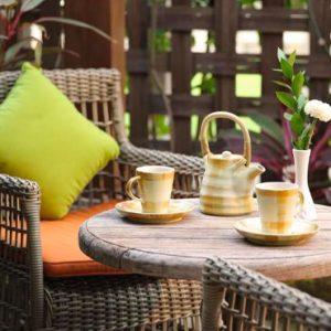 Bali Honeymoon Package Sudamala Suites & Villas Deluxe Garden Suite Garden