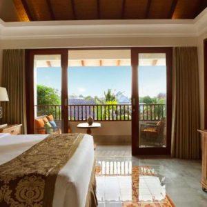 Bali Honeymoon Package Sudamala Suites & Villas Deluxe Suite Bedroom