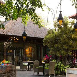Bali Honeymoon Package Sudamala Suites & Villas Exterior 2