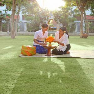 Bali Honeymoon Package Sudamala Suites & Villas Garden