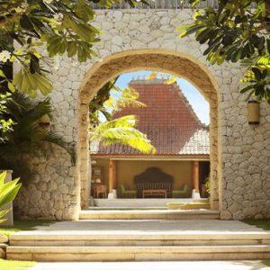 Bali Honeymoon Package Sudamala Suites & Villas Hotel Exterior