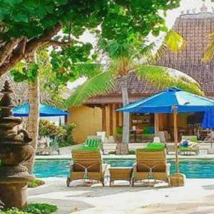 Bali Honeymoon Package Sudamala Suites & Villas Pool3
