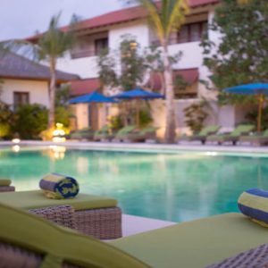 Bali Honeymoon Package Sudamala Suites & Villas Pool4